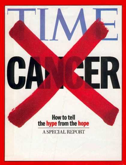Time - Cancer - May 18, 1998 - Health & Medicine - Illness & Disease - Disease