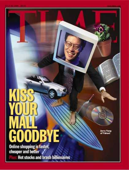 Time - July 20, 1998 - Economy - Internet - Computers - Business - Consumers