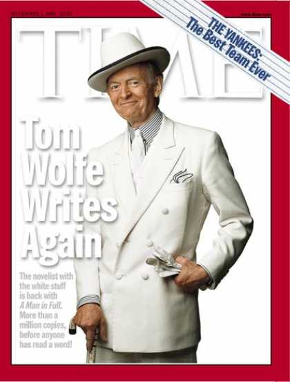 Time - Tom Wolfe - Nov. 2, 1998 - Books