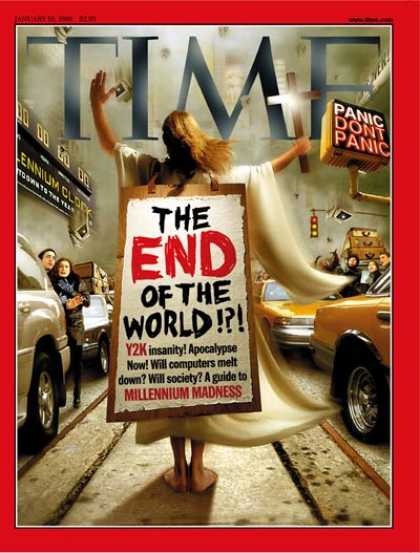 Time - End of the World - Jan. 18, 1999 - Science & Technology