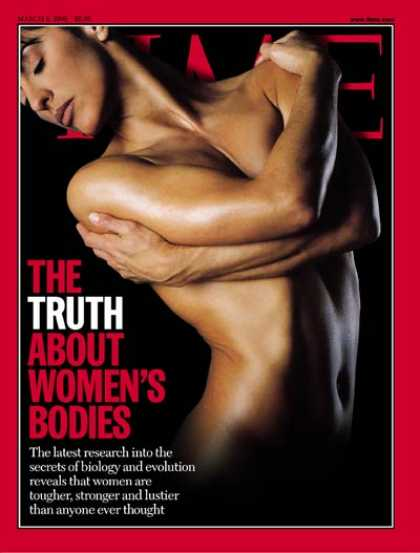 Time - The Truth About Women's Bodies - Mar. 8, 1999 - Women - Health & Medicine