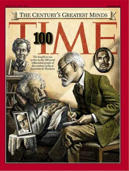 Time - TIME 100: Scientists & Thinkers - Mar. 29, 1999 - TIME 100 - Special Issues - Sc