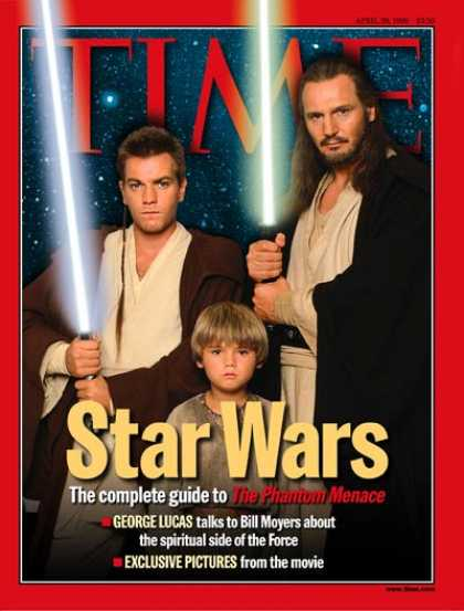 Time - Star Wars - Apr. 26, 1999 - Science Fiction - Movies