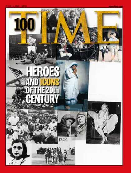 Time - TIME 100: Heroes & Icons - June 14, 1999 - TIME 100 - Business - Entertainment -