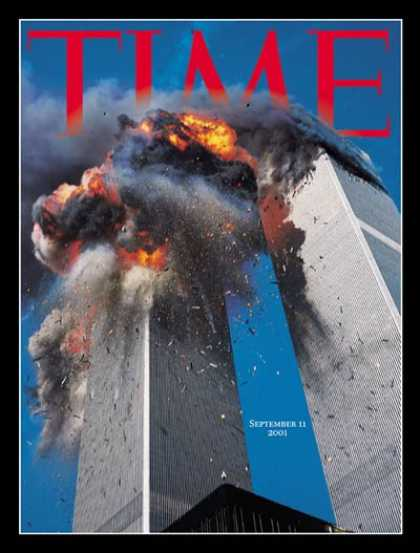 Time - Special Edition: Sept. 11 - Sep. 14, 2001 - Sept. 11 - Al-Qaeda - New York - Spe