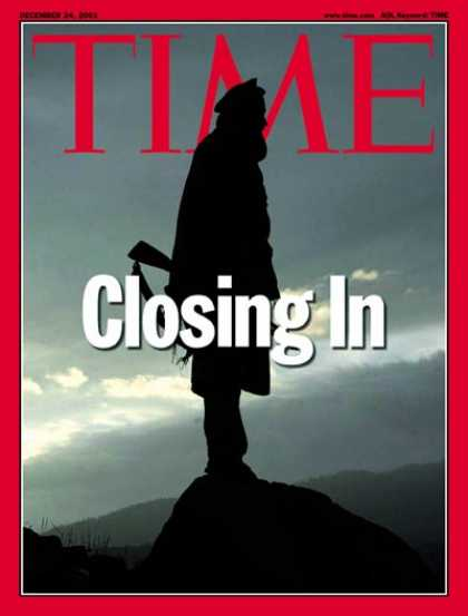Time - Closing In - Dec. 24, 2001 - Sept. 11 - Al-Qaeda - Afghanistan - Terrorism