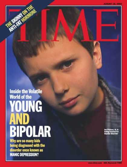 Time - Young and Bipolar - Aug. 19, 2002 - Mental Health - Children - Health & Medicine