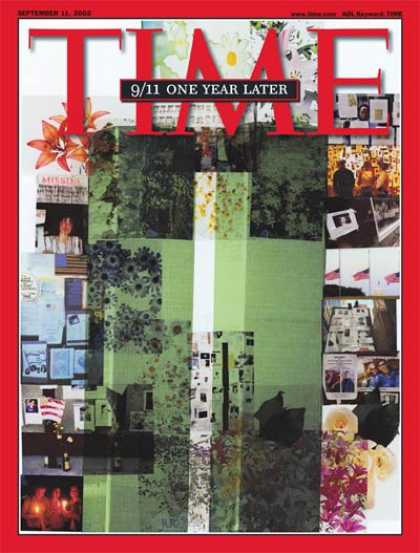 Time - Sept. 11 Memorial Issue - Sep. 9, 2002 - Sept. 11 - Special Issues - Terrorism