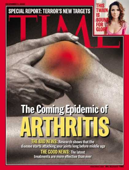 Time - Arthritis - Dec. 9, 2002 - Health & Medicine