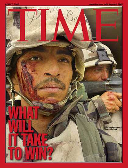 Time - What Will It Take to Win? - Apr. 7, 2003 - Iraq - Military - Middle East