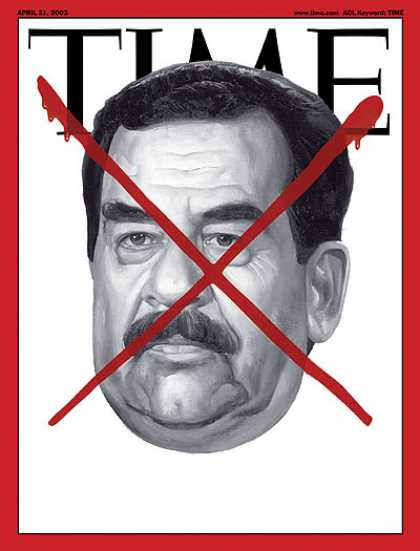 Time - After the Fall - Apr. 21, 2003 - Iraq - Saddam Hussein - Middle East