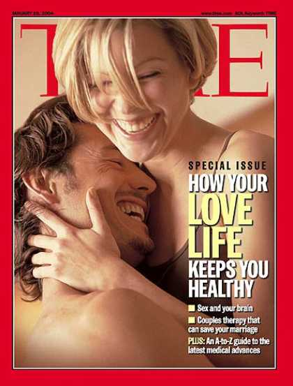 Time - Love, Sex and Health - Jan. 19, 2004 - Sex - Health & Medicine