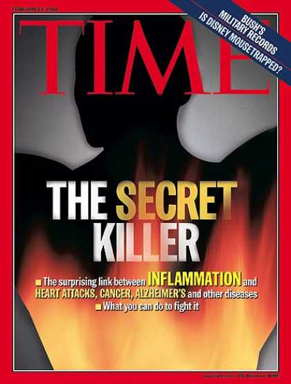 Time - Inflammation: The Secret Killer - Feb. 23, 2004 - Health & Medicine - Illness &