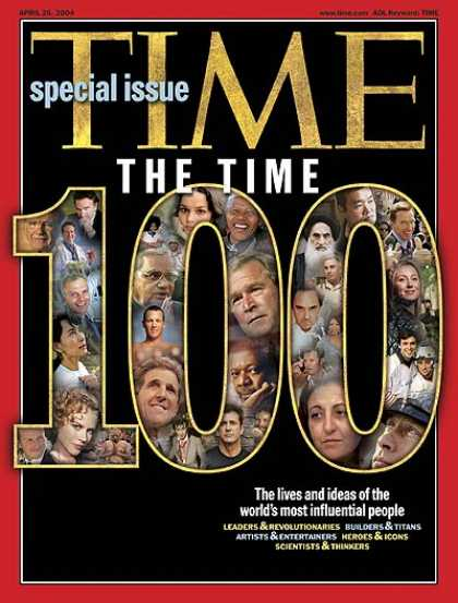Time - The Time 100 - Apr. 26, 2004 - TIME 100