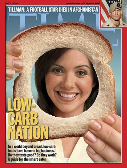 Time - Low-Carb Nation - May 3, 2004 - Diets - Food - Health & Medicine