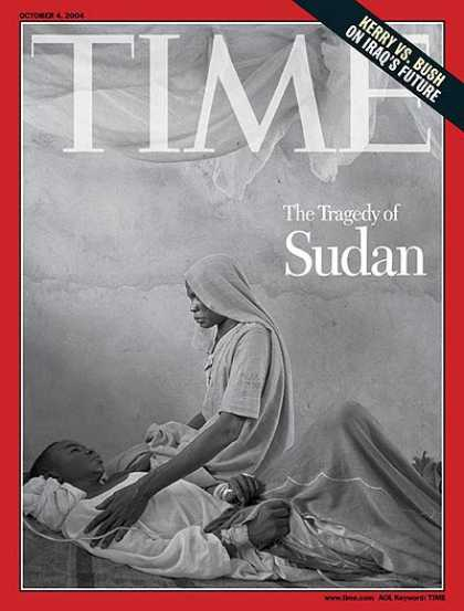 Time - The Tragedy of Sudan - Oct. 4, 2004 - Sudan
