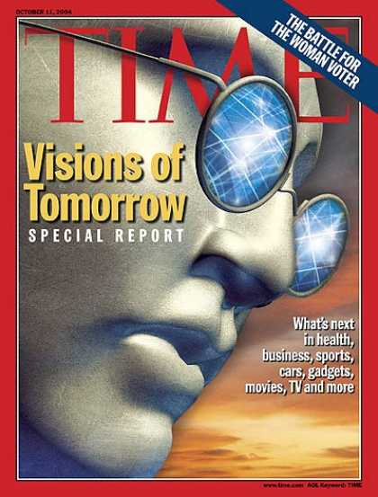 Time - Visions of Tomorrow - Oct. 11, 2004 - Science & Technology - Health & Medicine -