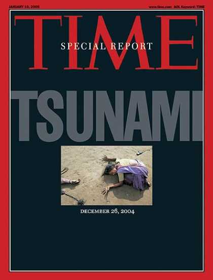 Time - Tsunami - Jan. 10, 2005 - Natural Disasters - Earthquakes - India