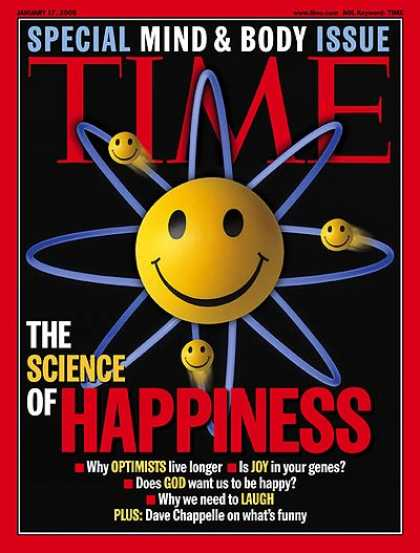 Time - The Science of Happiness - Jan. 17, 2005 - Emotions - Health & Medicine