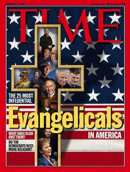 Time - The Most Influential Evangelicals in America - Feb. 7, 2005 - Religion - Christi