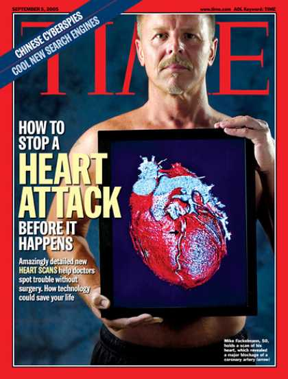Time - How to Stop a Heart Attack Before it Happens - Sep. 5, 2005 - Health & Medicine