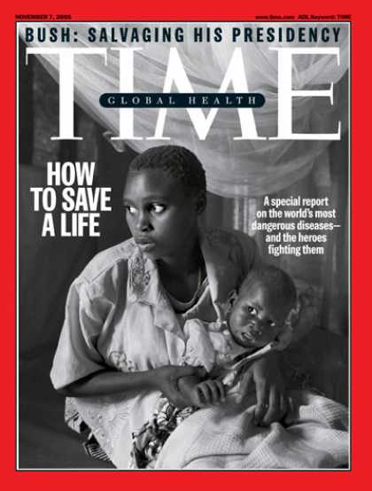 Time - How to Save A Life - Nov. 7, 2005 - Relief Efforts - Poverty - Health & Medicine
