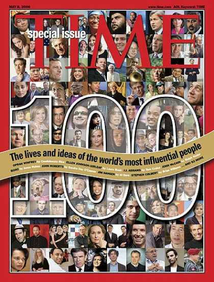 Time - The TIME 100 - May 8, 2006 - TIME 100 - Special Issues