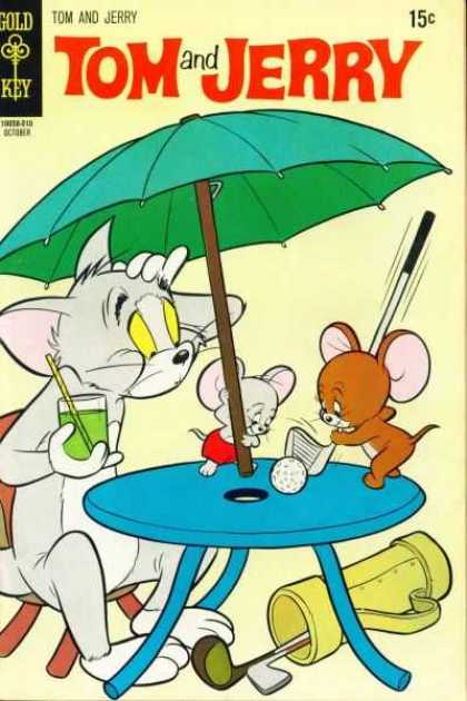 Tom & Jerry Comics 253