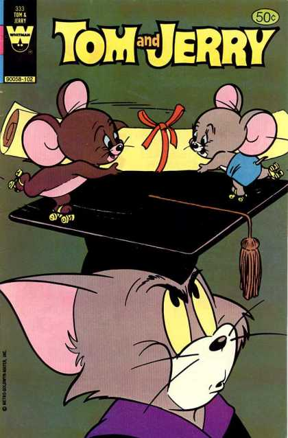 Tom & Jerry Comics 333