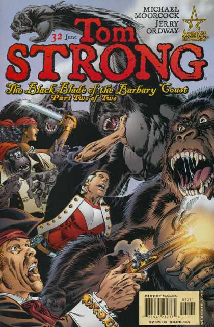 Tom Strong 32 - Jerry Ordway