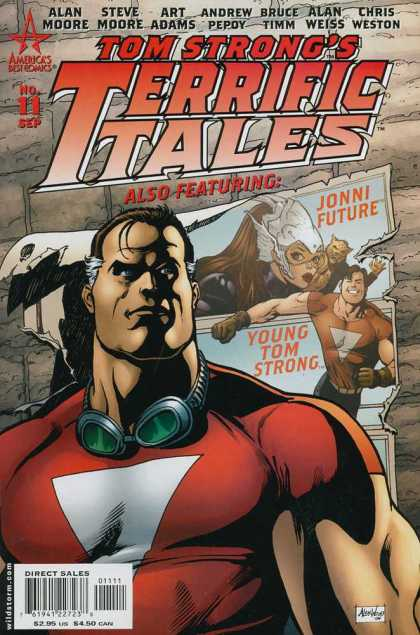 Tom Strong's Terrific Tales 11
