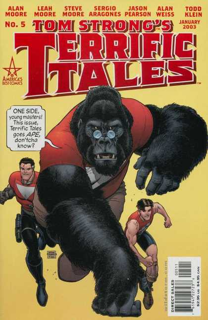 Tom Strong's Terrific Tales 5 - Arthur Adams