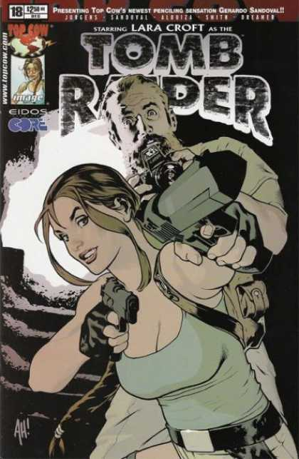 Tomb Raider 18 - Partners Challenge - Fighting Partners - Two Bang - Blow Them Away - Guns And War