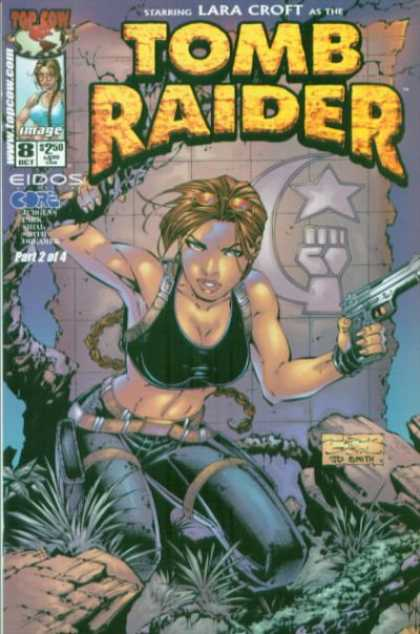 Tomb Raider 8 - Lara Croft - Top Cow - Image - Eidos - Part 2 Of 4