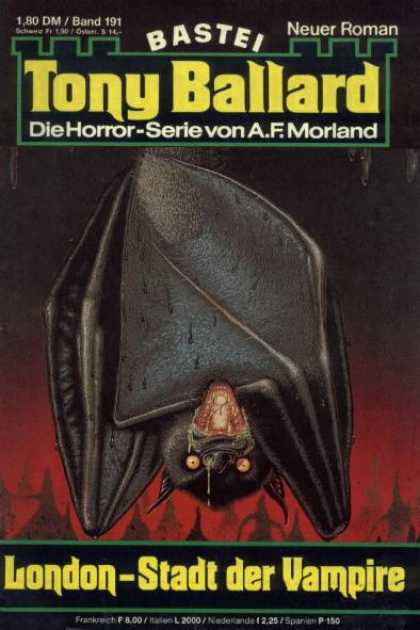 Tony Ballard - London - Stadt der Vampire