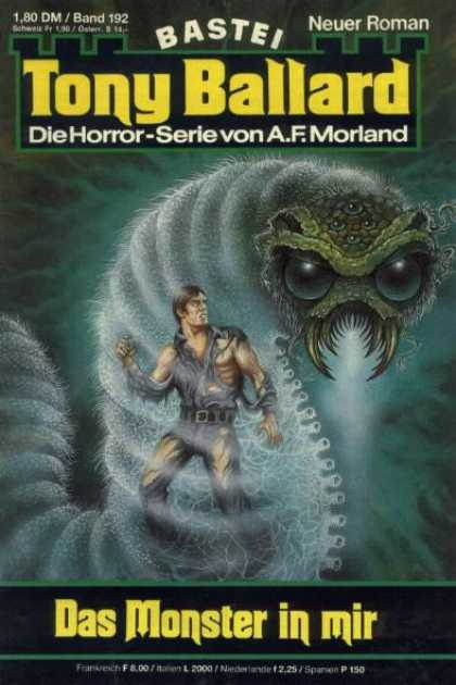 Tony Ballard - Das Monster in mir