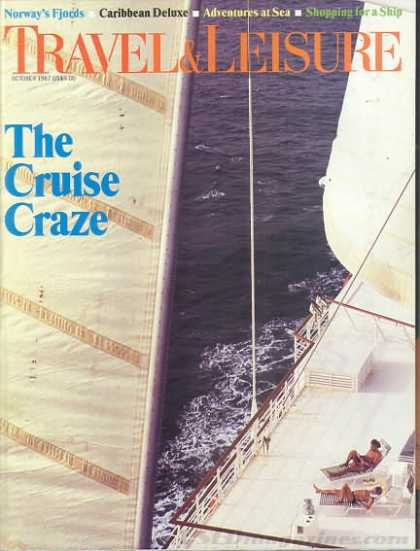 Travel & Leisure - October 1987