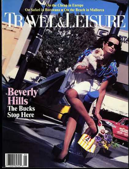 Travel & Leisure - May 1988