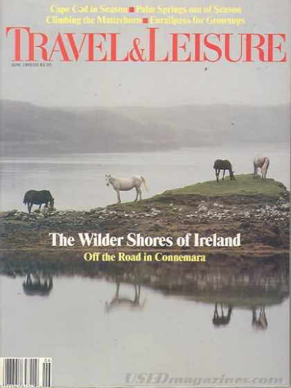 Travel & Leisure - June 1989