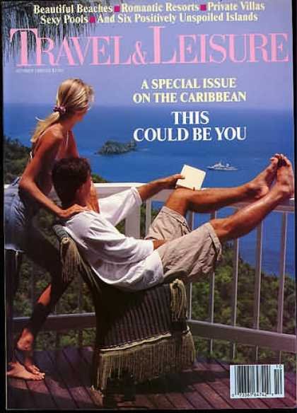 Travel & Leisure - October 1989