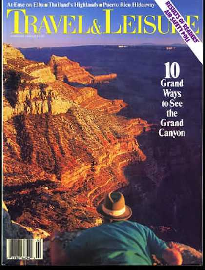 Travel & Leisure - February 1990