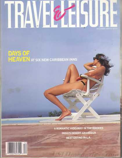 Travel & Leisure - December 1990