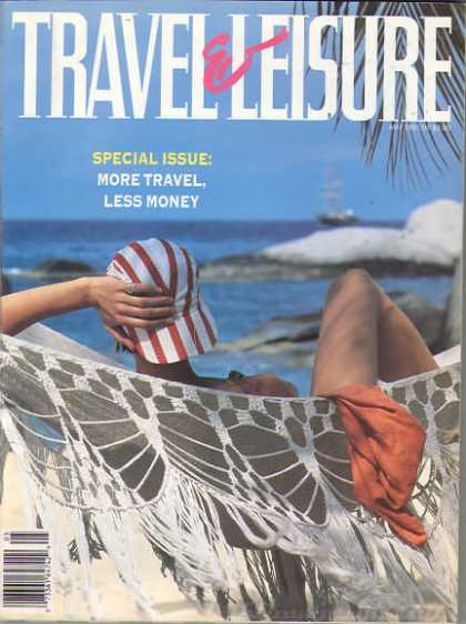 Travel & Leisure - May 1991