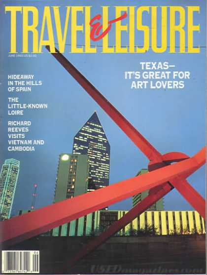 Travel & Leisure - June 1991