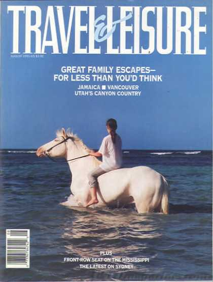 Travel & Leisure - August 1991