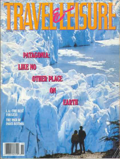 Travel & Leisure - November 1991