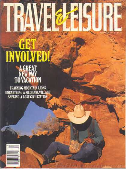 Travel & Leisure - December 1991