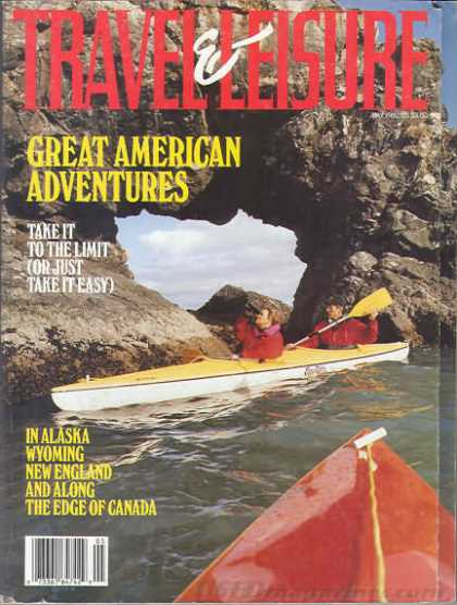 Travel & Leisure - May 1992