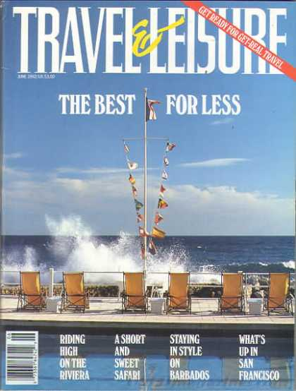 Travel & Leisure - June 1992