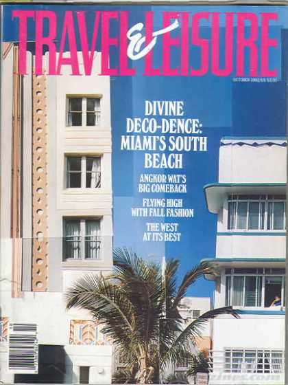 Travel & Leisure - October 1992